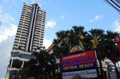 Mark Land And Spa Hotel Pattaya