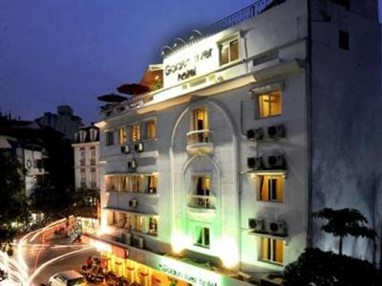 Golden River Hotel Hanoi