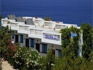 Diana Hotel Apartments Gazi