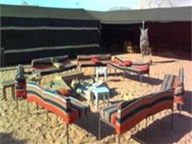 The Caravans Camp Wadi Rum