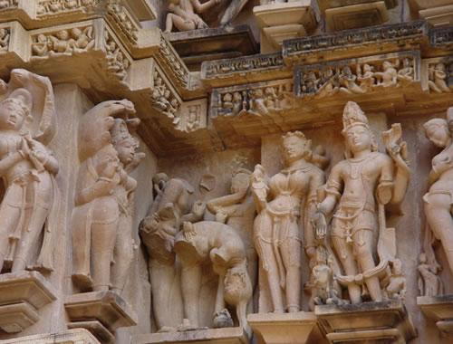 Сексуальный храм каджурахо