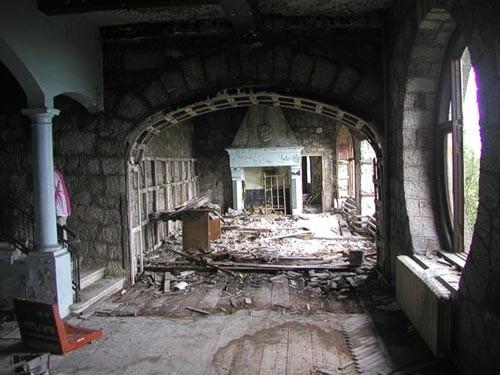 фото каминный зал
