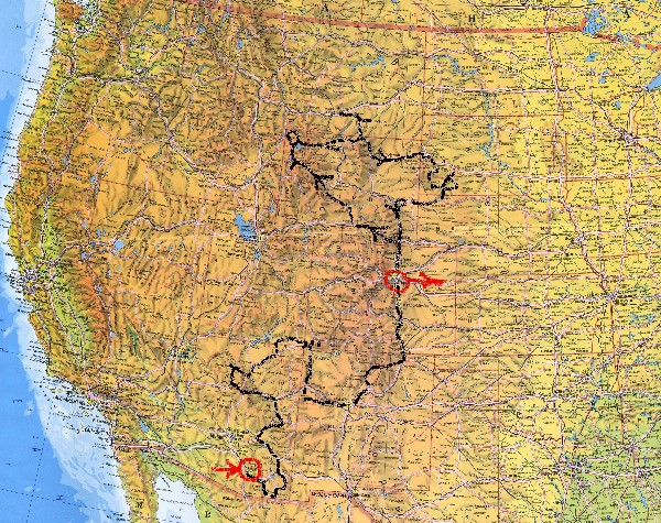 дикий запад скачать карту - фото 2
