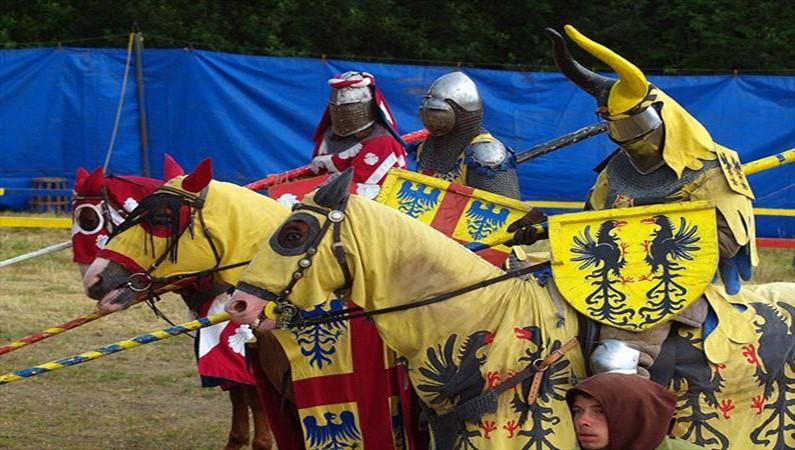 Древние рыцари чехия фото мальчику