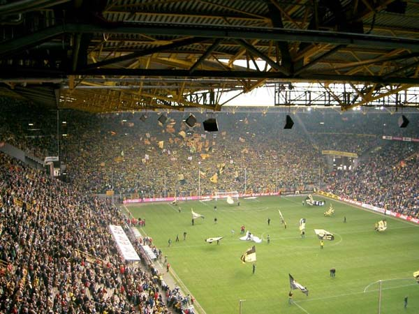 Фото стадионов боруссия