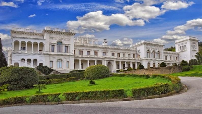 Красивые, покажи нам картинки ливадийского дворца и воронцовский дворец