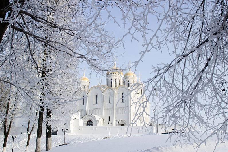 Путешествие в зимнюю сказку: Владимир – Суздаль – Боголюбово - Отзывы о  путешествиях на 100 Дорог