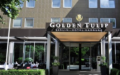 Golden Tulip Berlin Hotel Hamburg – для тех, кто в Берлин на шопинг