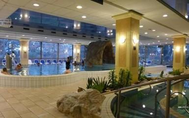 Danubius Health Spa Resort Margitsziget – несколько дней в Будапеште