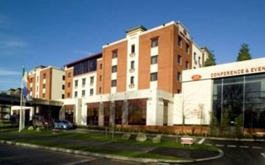 Crowne Plaza Hotel Dublin-Northwood – Транзитом в Дублине