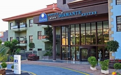 Gema Diamante Suites Tenerife – Райский отдых на Тенерифе