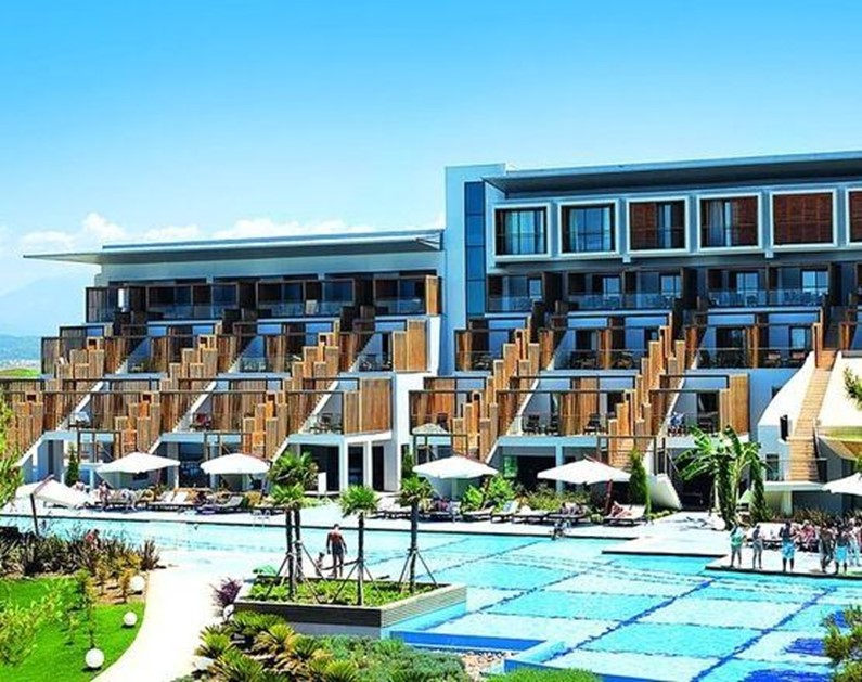 Lykiaworld & Linksgolf Antalya - Рекомендую