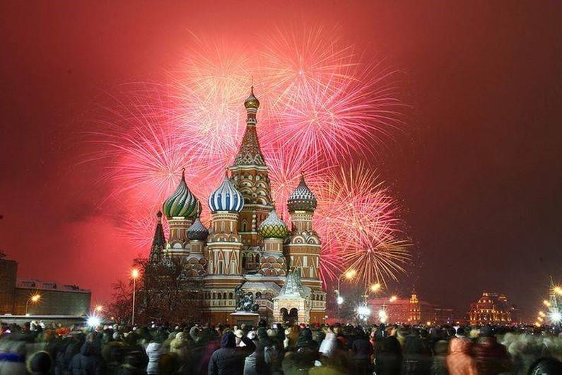 Российские новогодние картинки, детей раскладушки