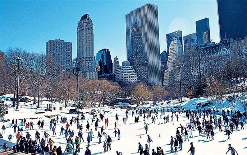 Картинки по запросу Зимний Нью-Йорк