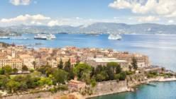 Острова Греции. Корфу
