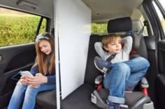 В отпуск на автомобиле с детьми. Видео