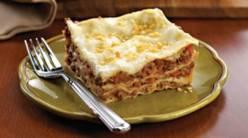 Гастротур по Италии. Лазанья классическая с мясным фаршем. Видео