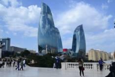 Баку. Древность и современность