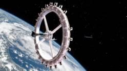 Первый космический отель сможет принять посетителей уже в 2027-м году