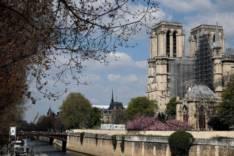 Два года спустя – как идет реставрация собора Парижской Богоматери