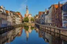 Семь красивейших городов Европы, которые могут конкурировать с Венецией