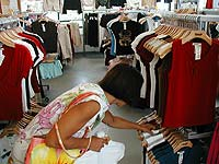Shopping a Rimini