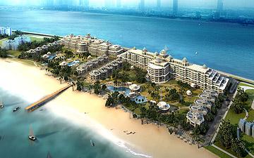 недорогие отели в Дубае на берегу