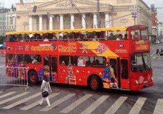 Экскурсии по городу на автобусе