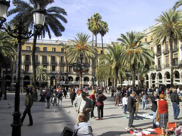 Время в испании