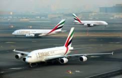 Эмирейтс начала полеты на флагманском лайнере А380 в Токио, Касабланку и Сан-Паулу