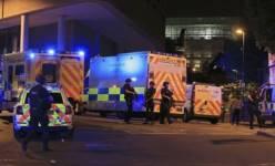 При взрыве наконцерте вМанчестере погибли 22 человека