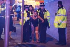 Страшный теракт в Манчестере ...