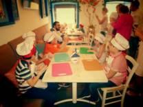 Детские греческие кулинарные мастер – классы в Москве