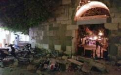 Землетрясение в Эгейском море. Два человека погибли более 200 ранено