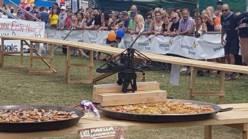 Конкурс паэльи обернулся ожогами для нескольких участников