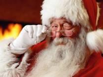 Санта Клаус и Дед Мороз не боятся коронавируса