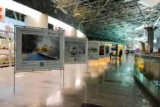 В аэропорту Внуково открылась фотовыставка «Путешествуйте дома»