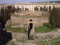 Мавзолей Августа вновь открыт