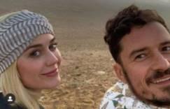 Кэти Перри и Орландо Блум отдыхают на Гавайах