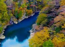 Ущелье Дакигаэри – обернуться и взглянуть ещё раз