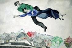 Марк Шагал и Сан-Франциско