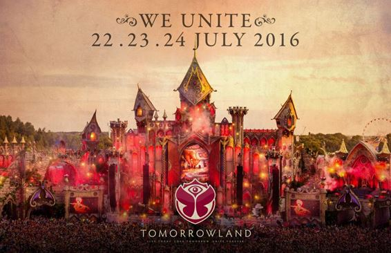 Фестиваль Tomorrowland