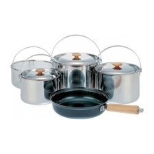 посуды Snow Peak Multi Purpose Cookset 3