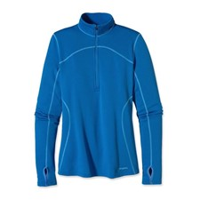 Patagonia Capilene® 4 Expedition Weight Zip-Neck женская