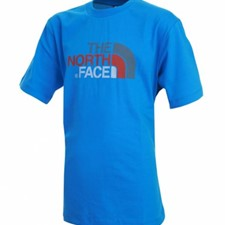 The North Face Youth S/S Easy Tee для мальчиков