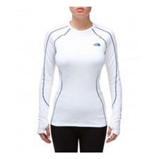 The North Face Base Layer Warm Long Sleeve Crew Neck женская