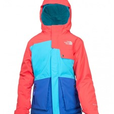 The North Face Insulated Zone для девочек