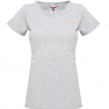 The North Face Short Sleeve Mountain Lodge Tee женская