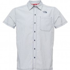 The North Face Men'S Short Sleeved Dornan Woven