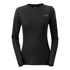 The North Face Light Long Sleeve Crew Neck женская